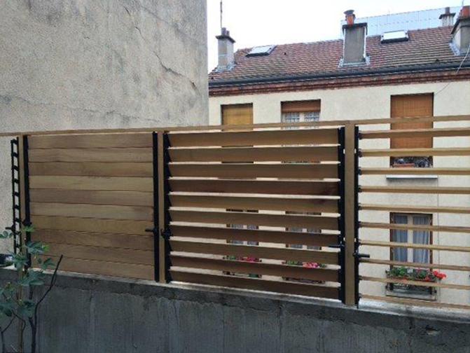 lames orientables environnement bois. Black Bedroom Furniture Sets. Home Design Ideas