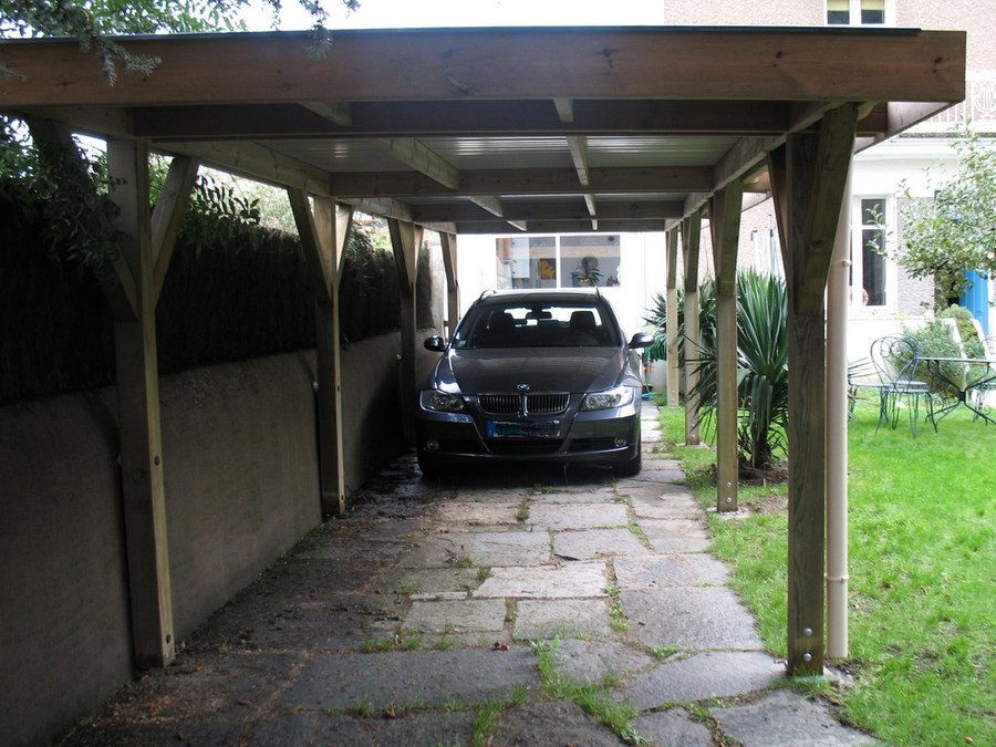 Image 8 - Carport 3.00 x 10.00 m
