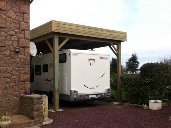 Image 14 - Carport Camping-Car 3.50 x 7.00 m