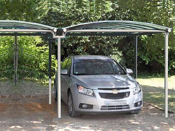 Image 1 - Carport DIAMAN DOUBLE - 6.00 x 5.00 m