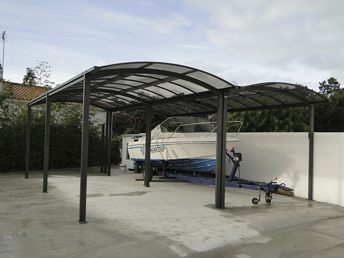 Image 8 - Carport PLURIEL - 6.00 x 8.46 m