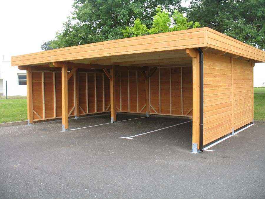 Image 18 - Carport Triple 5.00 x 9.00 m