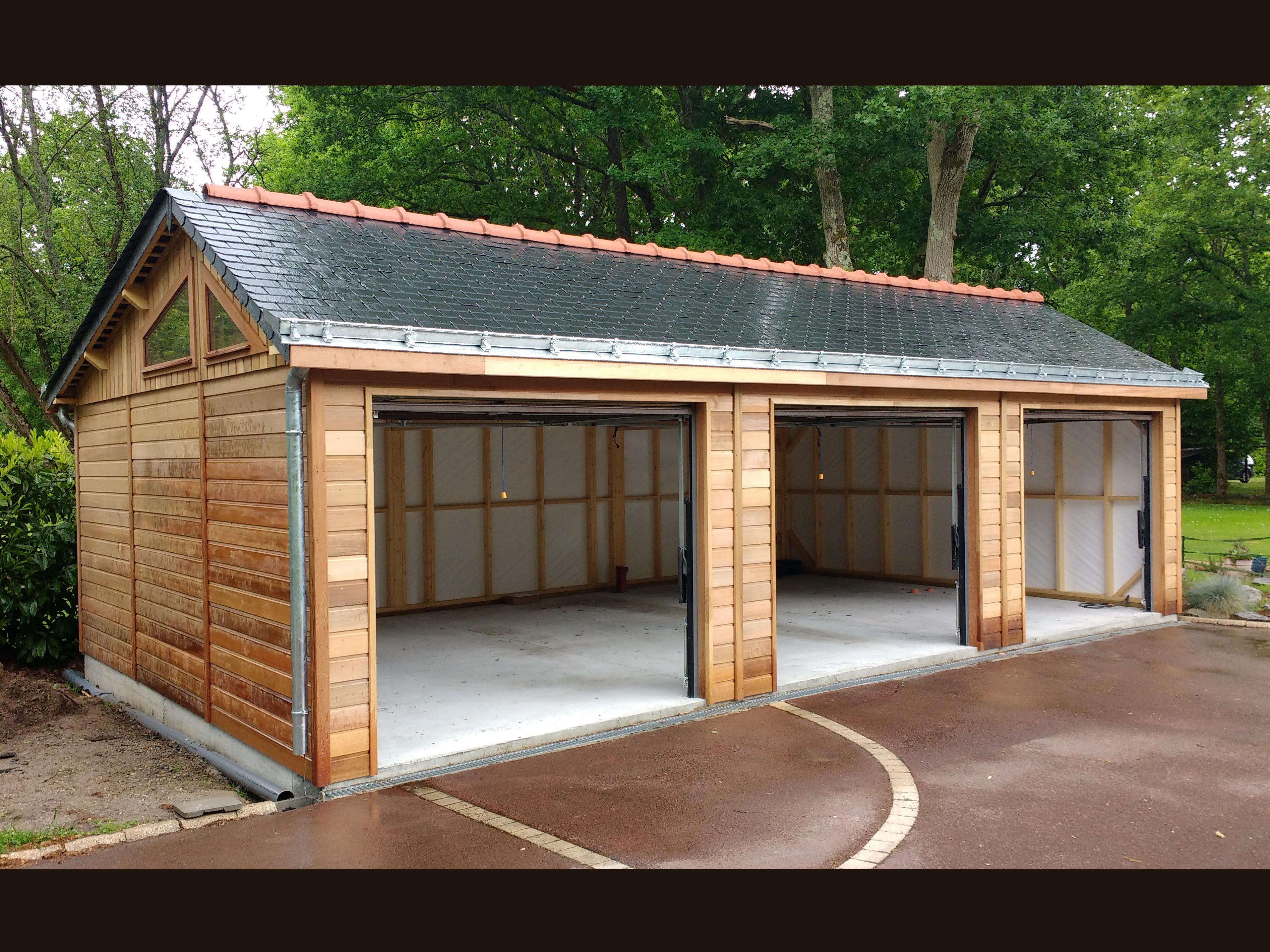 Image 14 - Garage Mont-Blanc sur mesure - 5.50 x 9.00 m