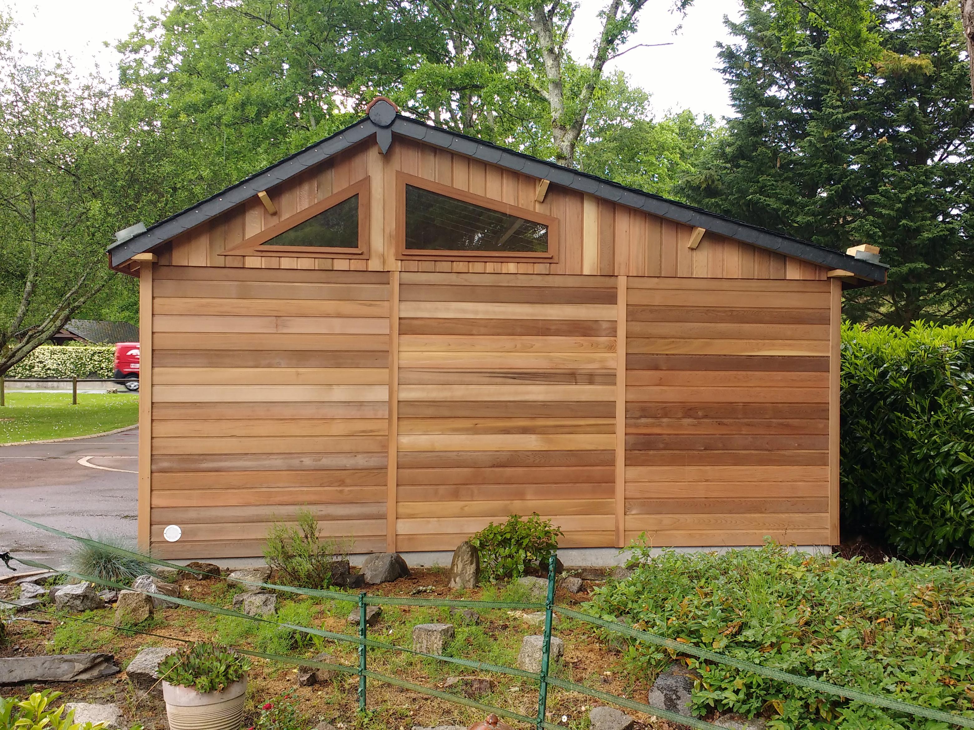 Image 15 - Garage Mont-Blanc sur mesure - 5.50 x 9.00 m