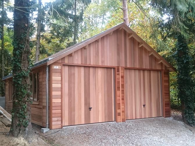 Image 7 - Garage Mont-Blanc sur mesure - 6.00 x 9.00 m