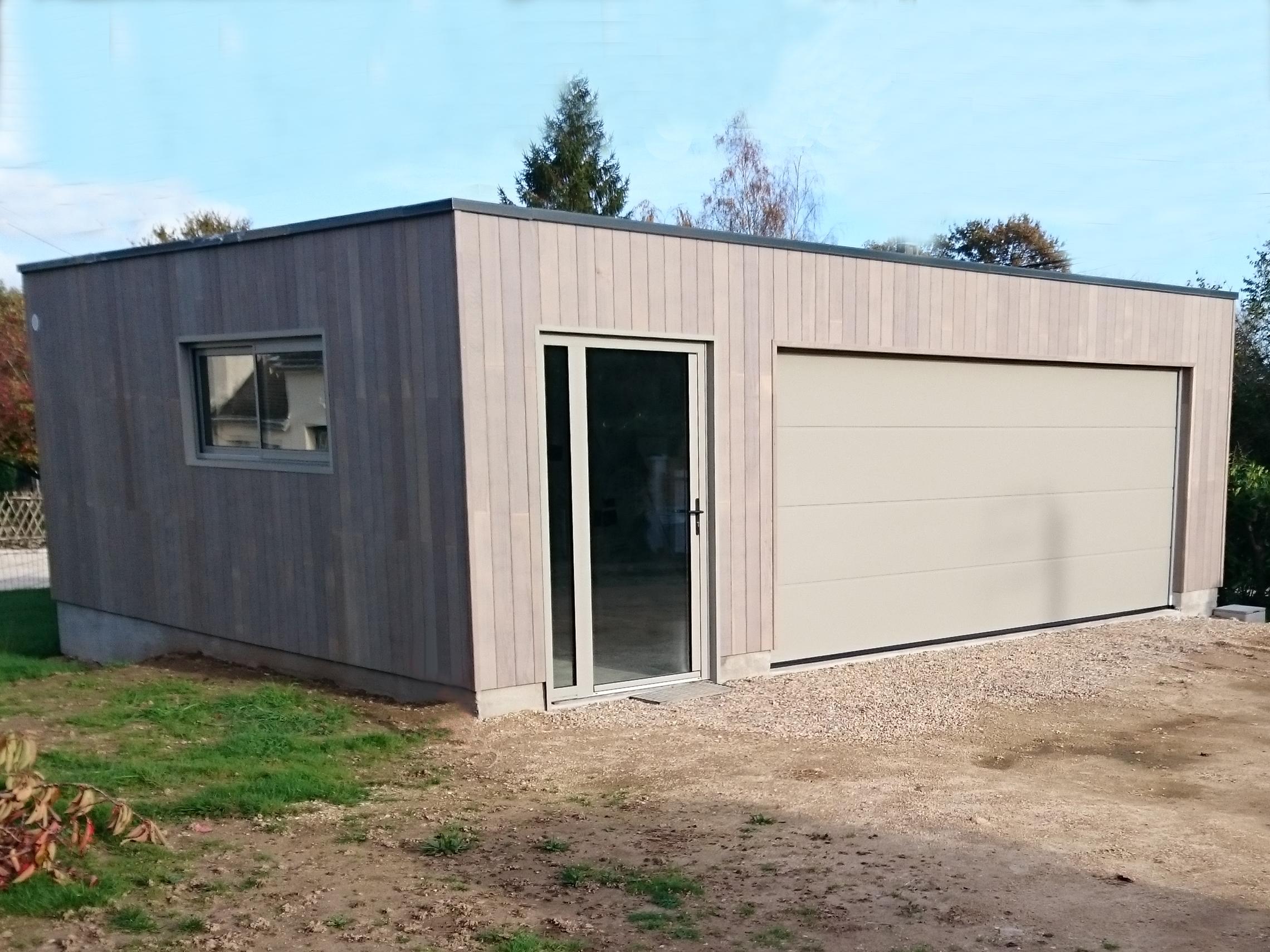 Image 2 - Garage Mont-Blanc sur mesure - 8.00 x 6.50 m