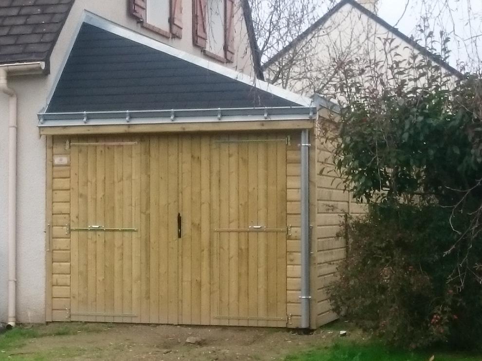Image 6 - Garage Morzine - 3.60 x 5.40 m