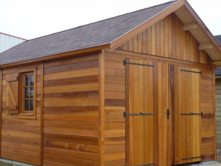 Image 19 - Garage Morzine 3.60 x 5.40 m