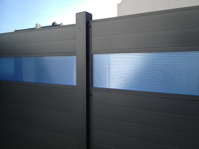 Image 16 - Panneau Aluminium et Polycarbonate - Vérasol